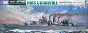 AO-56721 1/700 HMS Cornwall + S class Destroyer